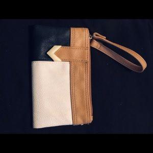 Steven madden wallet/bag/clutch